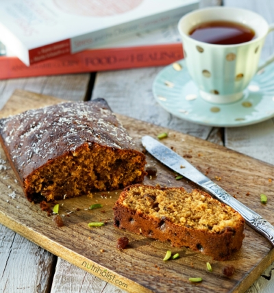 Orange Spice Cake Glutenfree - Nutriholist